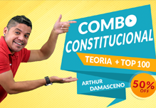 Combo Direito Constitucional para Concursos