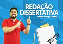 Módulo de Redação Dissertativa com o Professor Tiago Omena