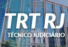 Curso TRT RJ - Técnico Judiciário - Área Administrativa