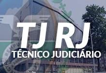 Curso TJ RJ  - Técnico de Atividade Judiciária sem especialidade