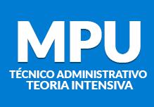 MPU - Técnico Administrativo - Especialidade: Administração (Noite)