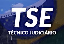 Curso TSE - Técnico Judiciário Área Administrativa