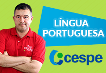 Combo Língua Portuguesa CESPE com o Professor Jean Aquino