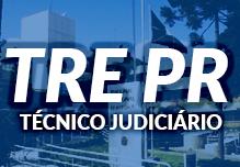 Curso TRE PR - Técnico Judiciário Área Administrativa