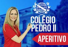 Curso Colégio Pedro II - Aperitivo
