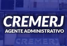 Curso CREMERJ - Agente Administrativo
