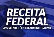 Curso Receita Federal - Assistente Técnico-Administrativo