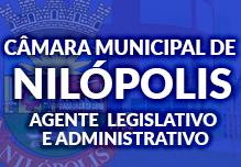 Curso Câmara Municipal de Nilópolis - Pacote Teórico - Agente Legislativo e Administrativo