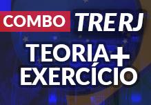 Combo - TRE RJ - Teoria e Exercícios Consulplan - Técnico Judiciário área Administrativa