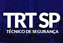 Curso TRT SP - Técnico Judiciário Área Administrativa - Especialidade Segurança Judiciária
