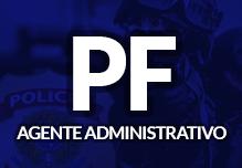 Curso PF - Agente Administrativo