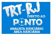 TRT-Analista Judiciário- Área Judiciária- Direto ao Ponto (124h)- Sáb/Dom  8h às 17h