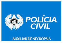Auxiliar de Necropsia- Polícia Civil/RJ (60 h) -  Sáb/ Dom  08h às 17h