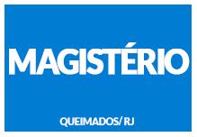 Magistério- Queimados/ RJ- Turma Básica (60 horas) - 2ª à 6ª  manhã- 8h às 12h
