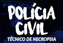 Curso Polícia Civil RJ  - Técnico de Necropsia - TEORIA INTENSIVA (Gravações em Sala de Aula)
