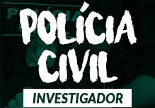 Turma Polícia Civil RJ  - Investigador - TEORIA INTENSIVA - PC RJ /PCRJ / PC-RJ (Gravações em Sala de Aula)