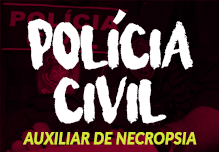 Curso Polícia Civil RJ  - Auxiliar de Necropsia - TEORIA INTENSIVA (Gravações em Sala de Aula)