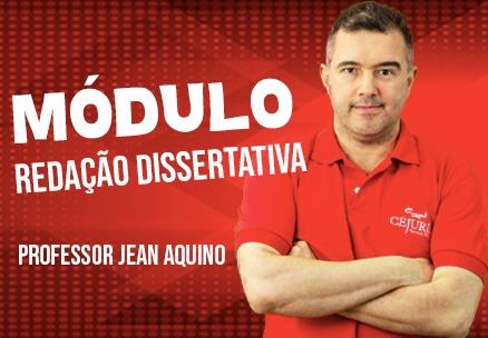 Módulo REDAÇÃO - Prof. Jean Aquino