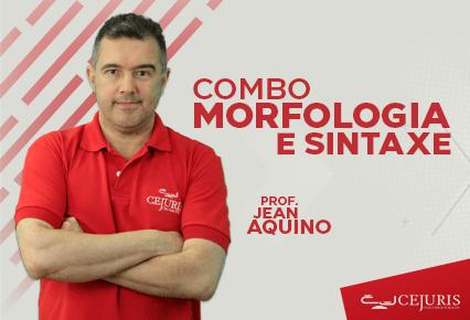 Combo português para concursos morfologia e sintaxe - Online
