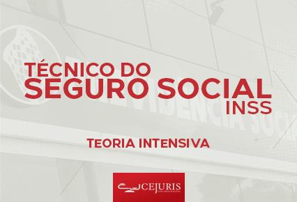 INSS - Técnico do Seguro Social - Dias de semana - Noite