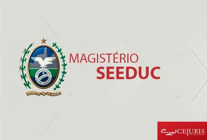 Magistério SEEDUC- Turma Básica (42h)- Sáb/Dom(Podendo ter sábados e/ou domingos livres)-  8h às 17h