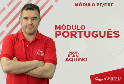 Módulo PF/PRF Online - PORTUGUÊS - Online