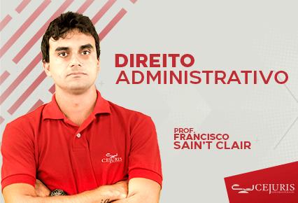 Módulo PC RJ  - Direito Administrativo - Online