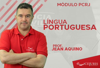 Módulo PC RJ  - Língua Portuguesa (Gravações em Sala de Aula)