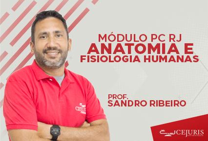 Módulo PC RJ  - Anatomia e Fisiologia Humanas - Online