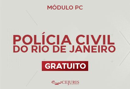 Curso Polícia Civil RJ  On-line - Técnico de Necropsia - Gratuito
