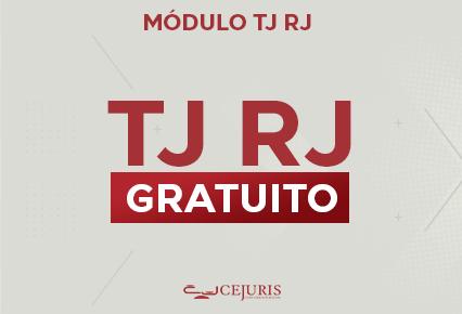 Curso TJ RJ  On-line - Gratuito