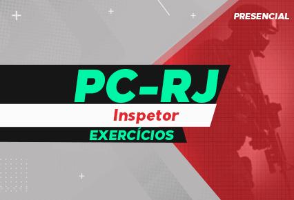 Inspetor PC RJ - EXERCÍCIOS - dias da semana - noite