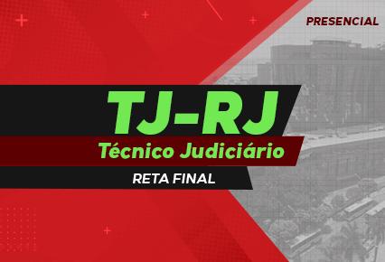 Técnico Judiciário TJ RJ - Reta Final - dias da semana - noite