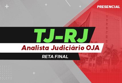 Analista Judiciário OJA - TJ RJ - Reta Final - Dias da semana - noite