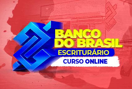 Curso Online Banco do Brasil - Escriturário