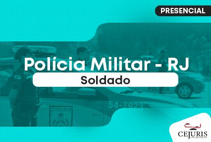 Polícia Militar PM - Soldado - final de semana