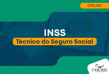 Curso INSS - Online  - Técnico do Seguro Social