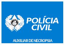 Auxiliar de Necropsia- Polícia Civil/RJ (60 h) -  Sáb/Dom(Podendo ter sábados ou domingos livres)- 8h às 17h
