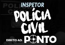 Curso Polícia Civil RJ  - Inspetor - DIRETO AO PONTO (Gravações em Sala de Aula)