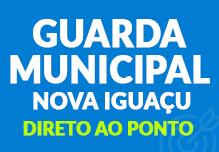 Guarda Municipal de Nova Iguaçu- Direto ao Ponto (60h)- Noite- 18h às 22h- 2ª à 6ª(podendo incluir sábados,domingos e feriados)- Cód: 02237